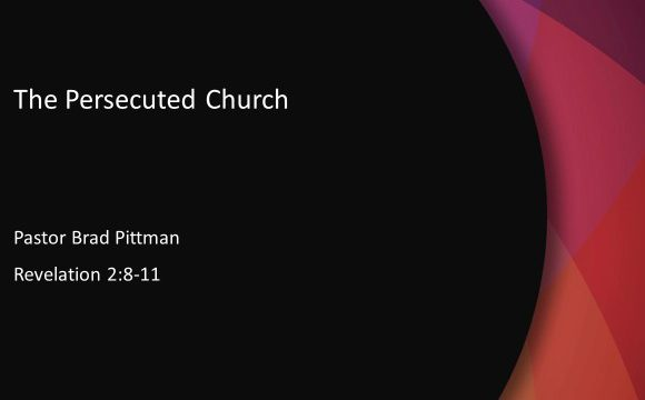 The Persecuted Church